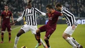 Roma Juventus gennaio 2014 - Per lo scudetto è già corsa a due?