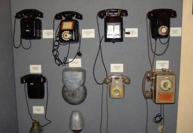 museo del telefono:
